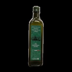 bottiglia olio extravergine