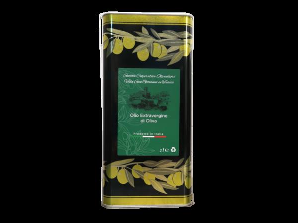 lattina olio extravergine