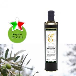 olio extra vergine 075 litri